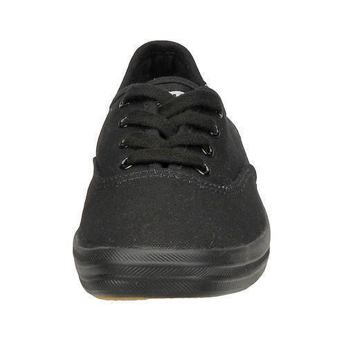 Keds WF59206 Women's Shoes Champion Sateen Black, 9 Med