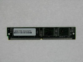 MEM1700-16U32MFS 16MB Approved 80-pin Flash Simm for Cisco Network Router 1760