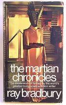 The Martian Chronicals A Novel By Ray Bradbury - $4.99