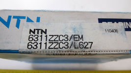 NTN 6311ZZC3/EM Single Row Ball Bearing 6311ZZC3/L627 New image 5