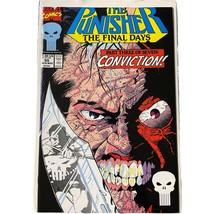 ~Marvel Comics~ The Punisher 'Final Days' #55 (Nov. 1991) - Bagged & Boa... - $4.94