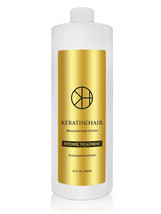 Keratin For Hair Intense Straightening Strengthening Hair Treatment Ethic 32oz - $115.00