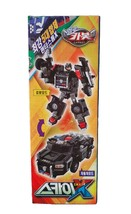 Hello Carbot Sky SWAT X Transformation Action Figure Police Car Vehicle Toy image 3