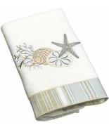 Avanti Linens By The Sea Hand Towel, White - $16.82