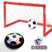 Toyk Kids Toys - LED Hover Soccer Ball Set 2 Goals Mini Screwdriver - Ai... - $18.13