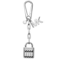 Michael Kors Deco Lock Charm, Silver Tone $48 - $29.84