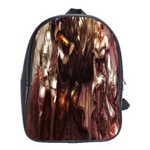 Backpack School Bag Cello Guitars Violin Music In Beautiful Romantic Couple Love - $33.00