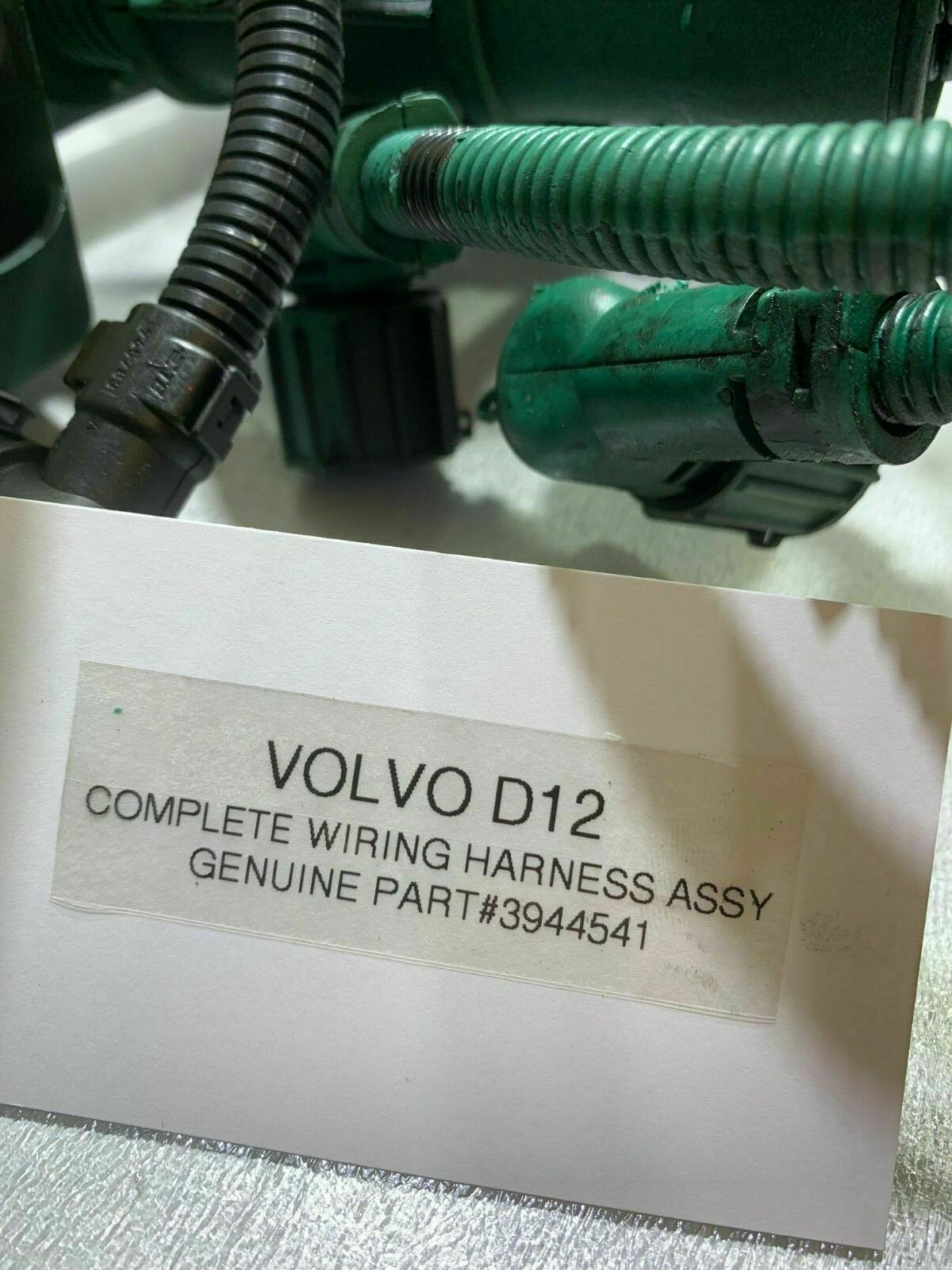 VOLVO D12 COMPLETE WIRING HARNESS 3944541 FREE SHIPPING  READY TO SHIP image 4