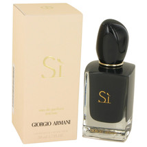 Giorgio Armani Si Intense 1.7 Oz Eau De Parfum Spray image 3