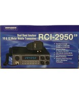 RANGER RCI 2950CD AM/FM/SSB/CW 10 & 12 METERS - $339.95