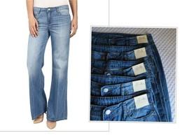 $89.50 Calvin Klein Jeans Easy Flare Jeans, Parker Wash, Light blue, Inseam 32 - $21.25