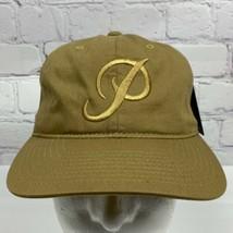 Primitive Skateboards Strapback Hat Khaki Tan Baseball Cap NEW With Tags  - $26.17