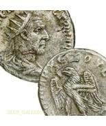Trajan Decius RARE only 6 in Prieur #548 Tetradrachm. Ancient Roman Empi... - $314.10