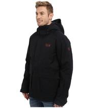 Mountain Hardwear Men's Homeride Quadfecta Jacket 4IN1 Triclimate Black ... - $233.71