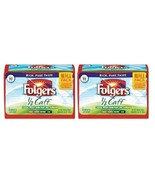 Folgers 1/2 Caff Ground Coffee Refill 2 Pack - $17.77