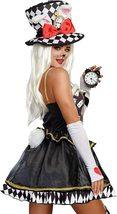 Dreamgirl Women's Cute White Rabbit Storybook image 2