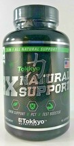 Tokkyo Nutrition 3X Natural Support T-Booster & Post Cycle PCT, 90 Capsules - $32.99