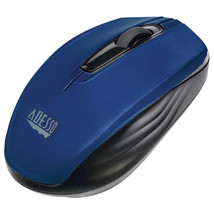 Adesso iMouse S50L iMouse S50 2.4 GHz Wireless Mini Mouse (Blue) - $46.22