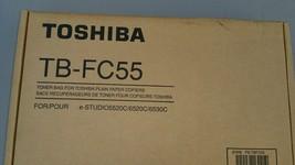 2 of Toshiba TB-FC55 Waste Toner Cartridge for eStudio Printers Genuine  - $37.39