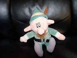 BOSS ELF 2000 Rudolph Red Nosed Reindeer Island of Misfit Toys Plush EUC - $20.75