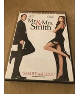 Mr. and Mrs. Smith Brad Pitt. (DVD) Special Buy 3 Get 4th Movie Free !!! - $3.47