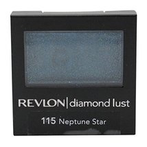 3 Pack- Revlon Luxurious Color Diamond Lust Eye Shadow #115 Neptune Star - $19.00
