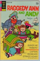 Raggedy Ann and Andy 4 1973 VF (8.0) - $14.00