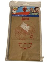 Disney Pixar Toy Story Lunch Bags ~ 15 Square Bottom Bags - $10.41