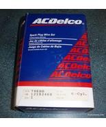 Spark Plug Wire Set ACDelco GM Original Equipment 746BB 12192468 FAST SH... - $58.19