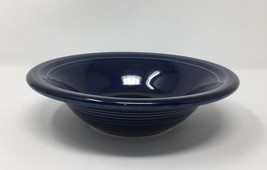 "Fiesta Cobalt Blue Stacking Cereal Bowl 6 1/2"" Diameter - $17.99"