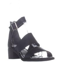 Steve Madden Daly Mule Flat Sandals, Black - $23.99