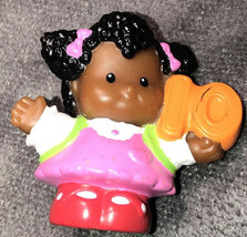 """Fisher Price Little People Rare Hard To Find Girl """" 10 """" - $17.32"""