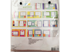 "SEI Scrapbook Album Kit ""Good Times"" #7-8639 image 2"