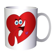 I Love You U Valentine'S Day Funny Gift 11oz Mug d601 - $10.83