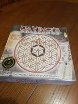 DaVinci's Challenge Board Game Ancient Game Of Secret Symbols Brand New ... - $37.39