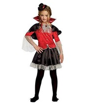 """Dreamgirl """"Midnight Miss"""" Child Halloween Costume Girl's Size Large 10-12 - $32.37"""