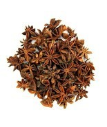 Anise Star Whole Pastry Fruits Spice 35 grs Spices of the World - £7.22 GBP