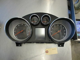 GSI215 GAUGE CLUSTER SPEEDOMETER ASSEMBLY 2013 BUICK REGAL 2.0 22956348 - $38.00