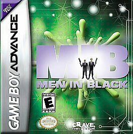 Men in Black: The Series (Nintendo Game Boy Advance, 2002)