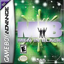 Men in Black: The Series (Nintendo Game Boy Advance, 2002) - $6.65