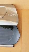 14-16 Nissan Versa Hatchback Rear Hatch Tailgate Liftgate Trunk Lid image 4