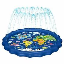 "MAGIFIRESplashPad,SprinklerforKids&BabyPool3-in-167""WaterToysGifts"