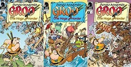 Groo: The Hogs of Horder #1-3 (2009-2010) Dark Horse Comics - 3 Comics - $26.86