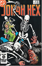 Jonah Hex Comic Book #84, DC Comics 1984 NEAR MINT - $13.08
