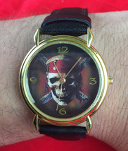Disney Pirates of the Caribbean Disneyland Resort Special Edition Leathe... - $439,90 MXN