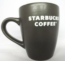 Starbucks Coffee Mug 2008 Brown 12 oz Excellent Condition - $7.51