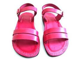 Leather Sandals for Women DAFNA by SANDALIM Biblical Greek Roman Sandals - $39.44 CAD+