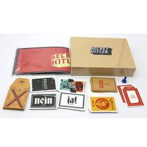 Secret Hitlers Board Game A Hidden Identity Party Fun - $26.28