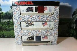 Lionel - Mpc - 19599 Old Glory 3 Car Reefer Set - 0/027 - NEW- J1 - $63.65