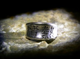 Black Magick Hidden Spell Of Wild Passion Antique Ring Izida Haunted No Djinn - $333.00